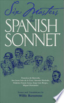 6 Masters of the Spanish Sonnet