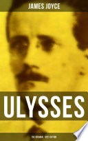 ULYSSES  The Original 1922 Edition
