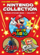 Nintendo Collection  Super Sticker Book  Volume 1  Nintendo