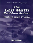 The GED Math Problem Solver