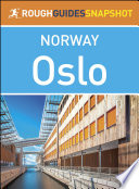 Oslo  Rough Guides Snapshot Norway