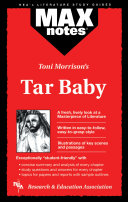 download ebook tar baby (maxnotes literature guides) pdf epub