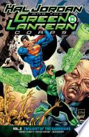 Hal Jordan And The Green Lantern Corps Vol. 5: Twilight Of The Guardians : hal jordan and the green lantern...