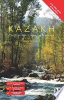 Colloquial Kazakh  eBook And MP3 Pack
