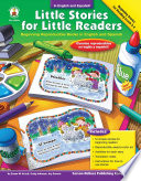 Little Stories For Little Readers Grades K 4