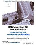 MCSE Windows Server 2012 Exam 70 410   70 411