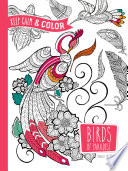 Keep Calm and Color    Birds of Paradise Coloring Book