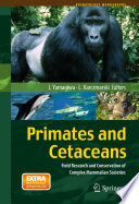 Primates and Cetaceans