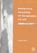 Reflective Teaching of Geography 11-18
