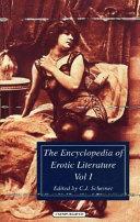 The Encyclopedia of Erotic Literature