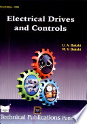Electrical Drives And Control Pdf/ePub eBook