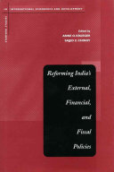 Reforming India s External  Financial  and Fiscal Policies