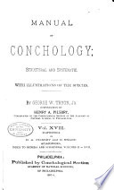 Manual Of Conchology