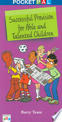 Pocket PAL  Successful Provision for Able and Talented Children