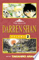 The Vampire   S Assistant  The Saga Of Darren Shan  Book 2  : saga, with illustrations by japanese artist takahiro...