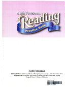 Reading 2004 Practice Book Grade K