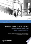 Rules on Paper, Rules in Practice