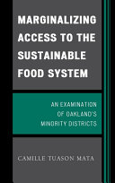 download ebook marginalizing access to the sustainable food system pdf epub