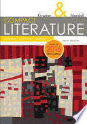 COMPACT Literature  Reading  Reacting  Writing  2016 MLA Update