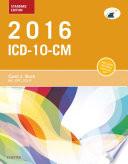 2016 Icd 10 Cm Standard Edition