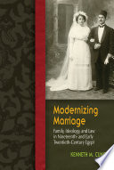Modernizing Marriage