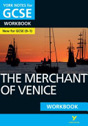 Merchant of Venice: York Notes for GCSE (9-1) Workbook