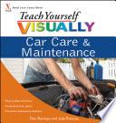 Teach Yourself VISUALLY Car Care   Maintenance