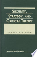 Security  Strategy  and Critical Theory