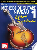 Modern Guitar Method Grade 1  Expanded Edition   French Edition