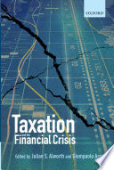 Taxation and the Financial Crisis
