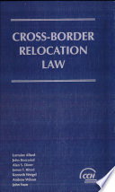 Cross Border Relocation Law