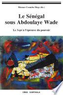 Le Sénégal sous Abdoulaye Wade