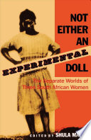 Not Either an Experimental Doll Book PDF