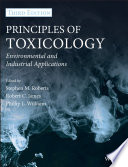 Principles of Toxicology