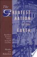 The Greatest Nation of the Earth Book PDF
