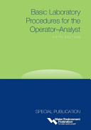 Basic Laboratory Procedures for the Operator Analyst  5th Edition