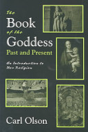 The Book of the Goddess  Past and Present