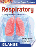 Respiratory  An Integrated Approach to Disease