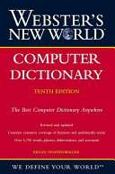 Webster S New World Computer Dictionary