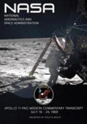 Apollo 11 Spacecraft Mission Commentary