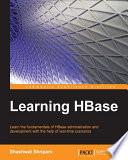 Learning HBase