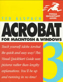 Acrobat 3 for Macintosh and Windows