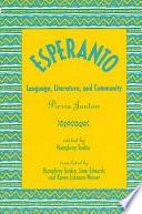 Esperanto Is The Most Successful International Language Project