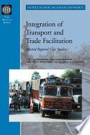 Integration of Transport and Trade Facilitation