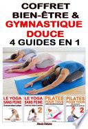 Coffret Bien   tre   Gymnastique douce   4 ebooks en 1