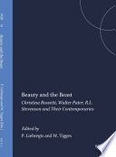 Beauty and the Beast Pater Christina Rossetti And Robert Louis