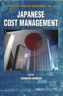 download ebook japanese cost management pdf epub