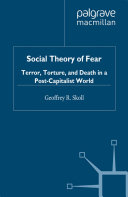 Book Social Theory of Fear