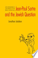 Jean Paul Sartre and the Jewish Question