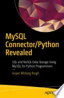 Mysql Connector Python Revealed